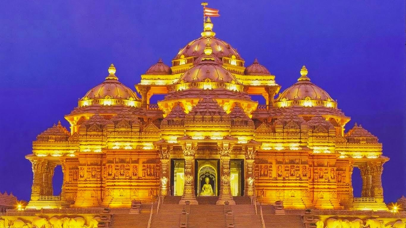 Golden Temple Of Gujarat Min Hindustan Journey